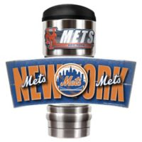 MLB New York Mets MVP Vacuum Insulated 18 oz. Stainless Steel Travel Tumbler