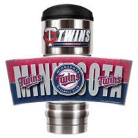MLB Minnesota Twins MVP Vacuum Insulated 18 oz. Stainless Steel Travel Tumbler