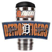 MLB Detroit Tigers MVP Vacuum Insulated 18 oz. Stainless Steel Travel Tumbler