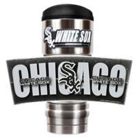 MLB Chicago White Sox MVP Vacuum Insulated 18 oz. Stainless Steel Travel Tumbler