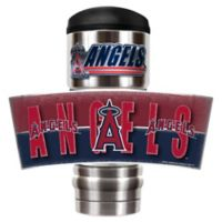MLB Los Angeles Angles MVP Vacuum Insulated 18 oz. Stainless Steel Travel Tumbler