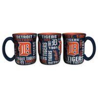 MLB Detroit Tigers 17 oz. Sculpted Spirit Mug