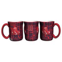 MLB Boston Red Sox 17 oz. Sculpted Spirit Mug