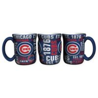 MLB Chicago Cubs 17 oz. Sculpted Spirit Mug