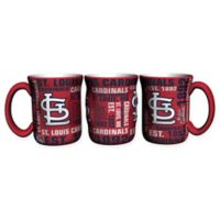 MLB St. Louis Cardinals 17 oz. Sculpted Spirit Mug