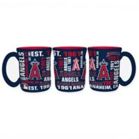 MLB Los Angeles Angels 17 oz. Sculpted Spirit Mug