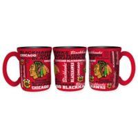 NHL Chicago Blackhawks 17 oz. Sculpted Spirit Mug