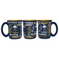 NHL Buffalo Sabres 17 oz. Sculpted Spirit Mug