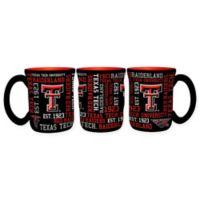 Texas Tech University 17 oz. Sculpted Spirit Mug