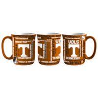 University of Tennessee 17 oz. Sculpted Spirit Mug