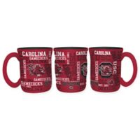 University of South Carolina 17 oz. Sculpted Spirit Mug