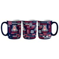 University of Arizona 17 oz. Sculpted Spirit Mug