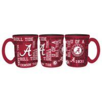 University of Alabama 17 oz. Sculpted Spirit Mug