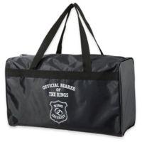 Lillian Rose™ Ring Bearer Security Duffel Bag in Black