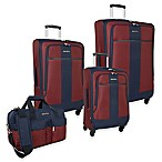 Nautica® Beach Island 4-Piece Spinner Luggage Set