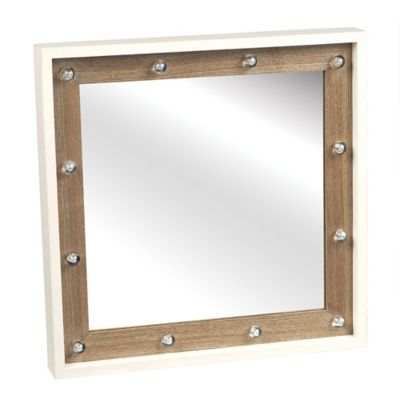 lighted wall mirror. grasslands road lighted wall mirror e