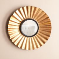 Southern Enterprises 27.5-Inch Kalera Decorative Mirror in Gold