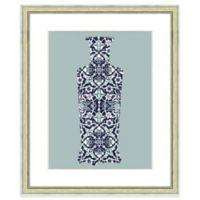 19-Inch x 23-Inch Pattern Vase Print I Wall Art