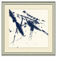 Watercolor Splatter I 23-Inch x 23-Inch Framed Wall Art