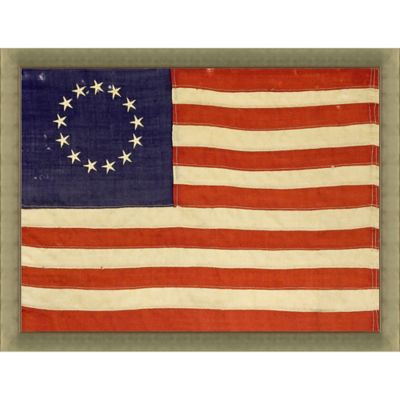 Buy Flag Wood Art from Bed Bath & Beyond