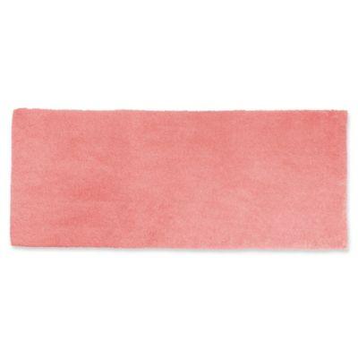 Wamsutta® Ultimate 24 Inch X 60 Inch Plush Bath Rug In Peach