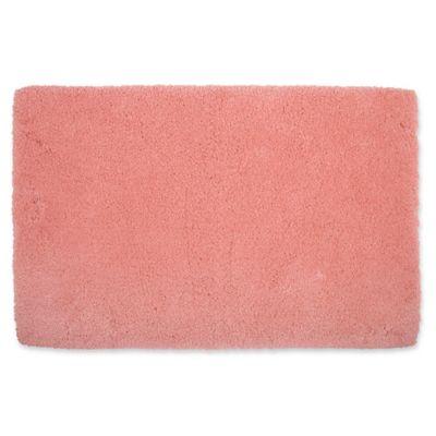 Wamsutta® Ultimate 17 Inch X 24 Inch Plush Bath Rug In Peach