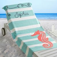 Buy Personalized Beach Towels Bed Bath Beyond
