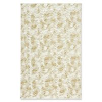 Capel Rugs Cozy 5-Foot x 8-Foot Shag Area Rug in White