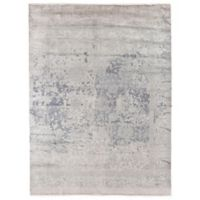 Antique Weave 8-Foot x 10-Foot Area Rug in Silver