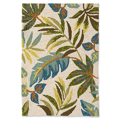 Tropical Rug Image