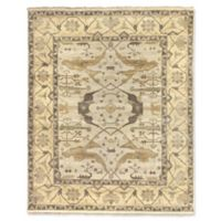 Antique Weave Oushak 8-Foot x 10-Foot Area Rug in Khaki