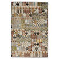 Metropolitan Massey Multicolor 8-Foot x 11-Foot Area Rug