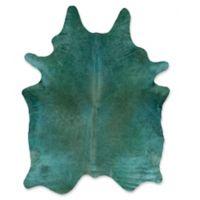 Surya Senta 7-Foot x 7-Foot Area Rug in Dark Green