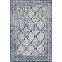 Surya Jarvas 5-Foot 3-Inch x 7-Foot 3-Inch Area Rug in Blue/Grey
