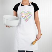Close to Her Heart Apron