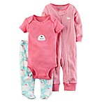 carter's® Size 6M 3-Piece Bunny Take Me Home Set