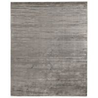 Exquisite Rugs High Low 8-Foot x 10-Foot Area Rug in Dark Grey