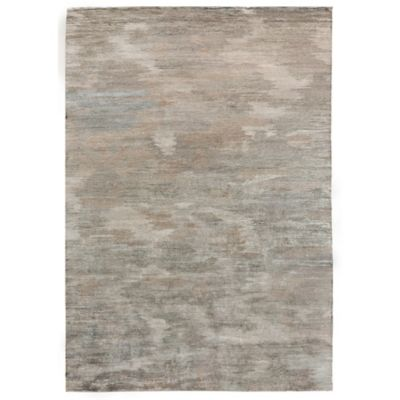 exquisite rugs 8 foot x 10 foot area rug in greybrown - Decorative Rugs