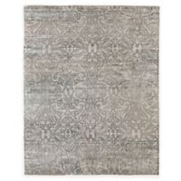Exquisite Rugs Koda Distressed 8-Foot x 10-Foot Area Rug in Beige