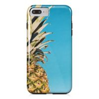 Designs Direct Pineapple Party Tough Case for iPhone 7 Plus in Blue