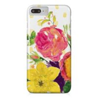 Designs Direct Confetti Flowers Barely There Case for iPhone 7 Plus in Pink