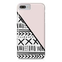 Designs Direct Aztec-Inspired Print Barely There Case for iPhone 7 Plus in Pink