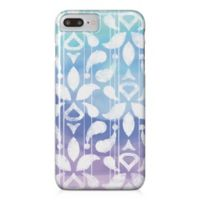 Designs Direct Watercolor Ikat Barely There Case for iPhone 7 Plus in Blue