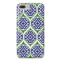 Designs Direct Moroccan Tile Barely There Case for iPhone 7 Plus in Blue