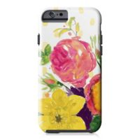 Designs Direct Confetti Flowers Tough Case for iPhone 6/6S in Pink