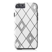 Designs Direct Diamond Sketch Tough Case for iPhone 6/6S in Black