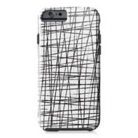 Designs Direct Drizzle Tough Case for iPhone 6/6S in Charcoal