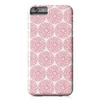 Designs Direct Moroccan Circles Barely There Case for iPhone 6 Plus in Coral Pink