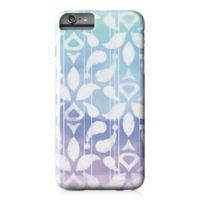 Designs Direct Watercolor Ikat Barely There Case for iPhone 6 Plus in Blue