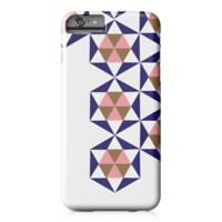 Designs Direct Geometric Stars Barely There Case for iPhone 6 Plus in Blue
